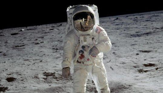 Y el hombre llegó a la Luna... hace justo 45 años (FOTOS,