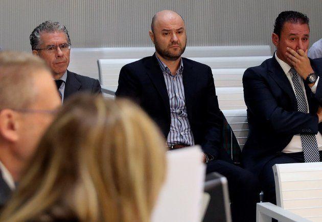 La Audiencia Nacional celebra hoy el primer juicio del caso Púnica contra el exconsejero madrileño y...