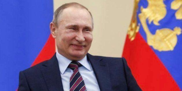 Imagen de archivo del presidente ruso, Vladimir
