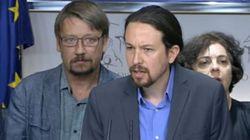Unidos Podemos promoverá una moción de censura contra el Gobierno de