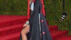 Las mejor y peor vestidas en la historia de la gala del