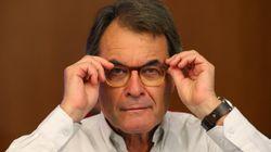 Artur Mas pagará este jueves 400.000 euros de la fianza al Tribunal de
