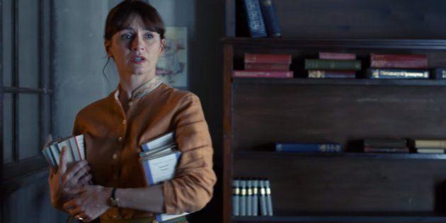 Fotograma de la película 'La librería' (Isabel Coixet,