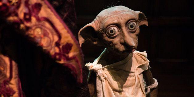 Dobby, el elfo doméstico más majo del