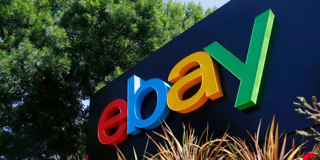 Oficinas de Ebay en San José, California. REUTERS/Beck