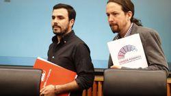 El duro mensaje de Alberto Garzón sobre Hernando (PP) y la