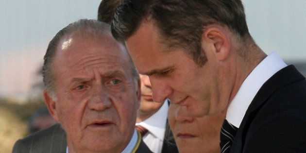 Iñaki Urdangarin pidió al rey Juan Carlos que mediara para lograr patrocinadores para el Valencia