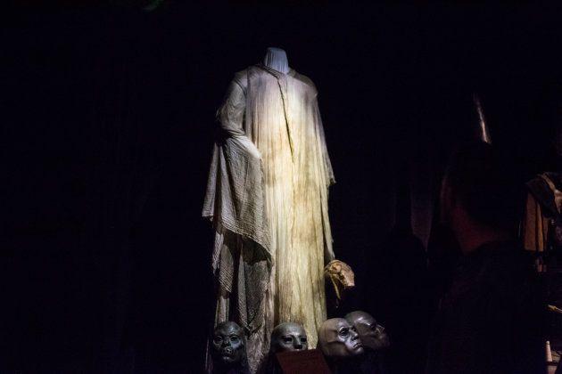La túnica de