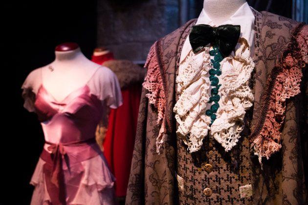 La (triste) túnica de Ron y el vestido de