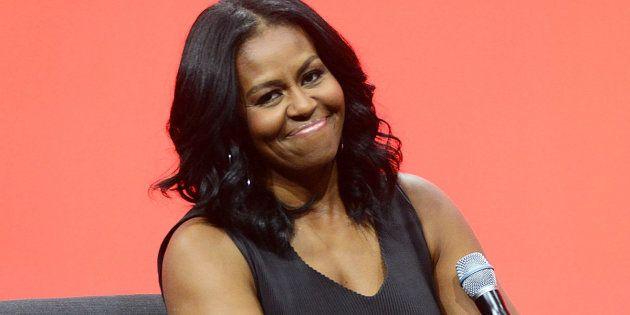 La ex primera dama Michelle