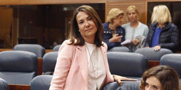 El PP en la Asamblea de Madrid mantiene que Isabel González no tiene que dimitir porque no está