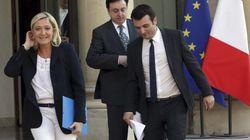 Le Pen releva a su presidente interino por negacionismo del