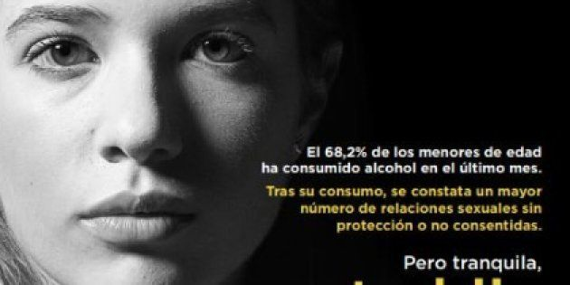 Críticas al Ministerio de Sanidad por relacionar el consumo de alcohol de las menores con las