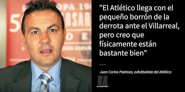 El Real Madrid-Atlético de Champions, analizado en frases por tres jugadores