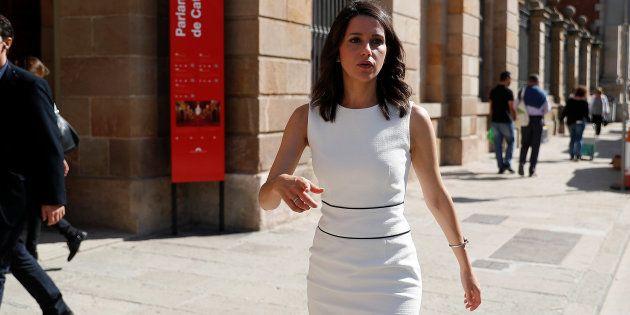 Núria de Gispert insta a Arrimadas a abandonar Cataluña y