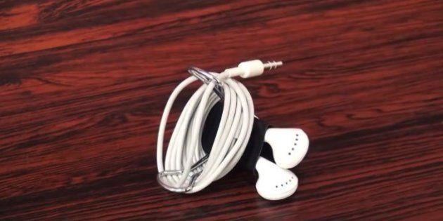 15 usos sorprendentes de los clips negros abatibles que nadie sabe cómo