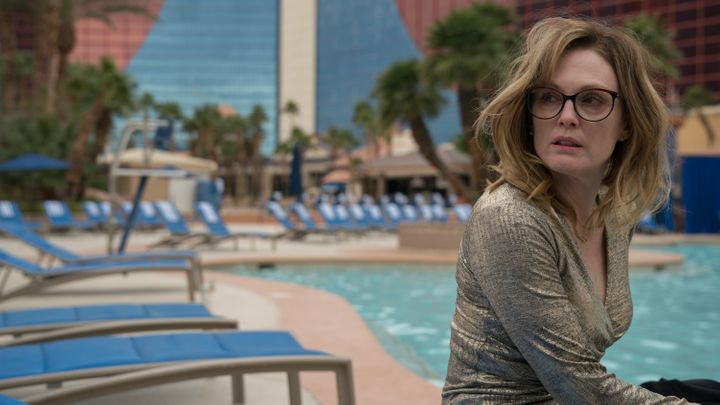 "Julianne Moore in ""Gloria Bell."""