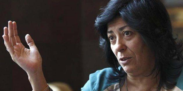 La reflexión de Almudena Grandes sobre la víctima de 'La Manada' que da que