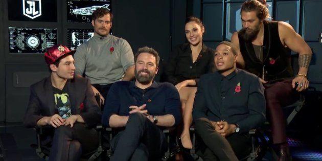 Ben Affleck hace una broma de mal gusto sobre los abusos sexuales en