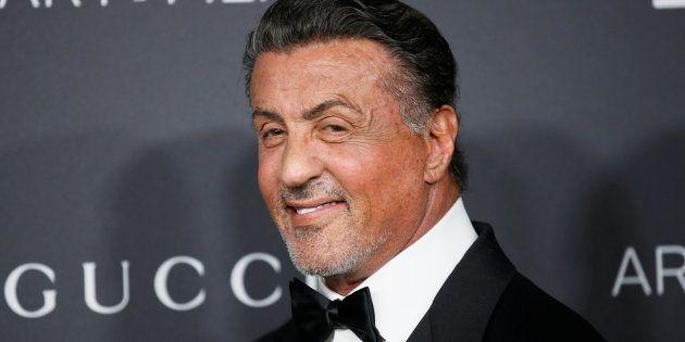 El actor Sylvester Stallone en una gala en Los Angeles, California, el 29 de octubre de