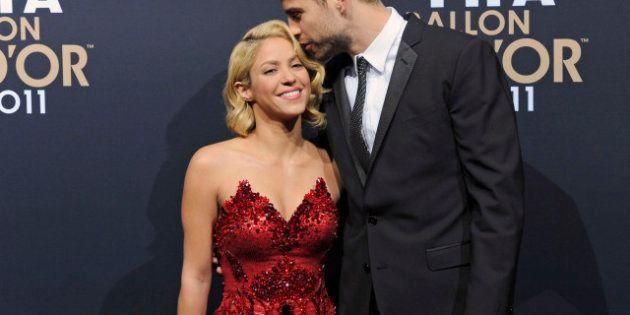 Shakira, embarazada: la cantante y el futbolista Piqué confirman el embarazo del que será su primer hijo...