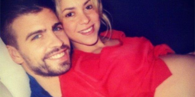 Nace el hijo de Shakira y Piqué: la