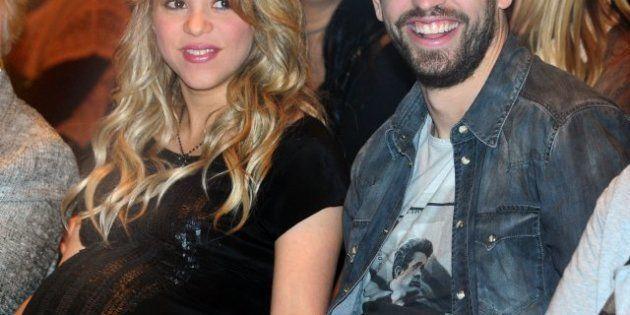 Fotos de Shakira embarazada: luce barriga en la presentación del libro de su padre