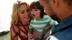 Los tres mundiales de Shakira