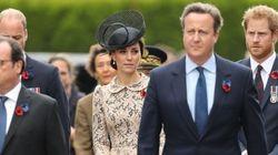 Kate Middleton protagoniza la ilusión óptica más