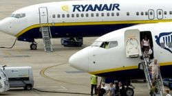 Ryanair acortará en noviembre el periodo para facturar sin costes de siete a cuatro