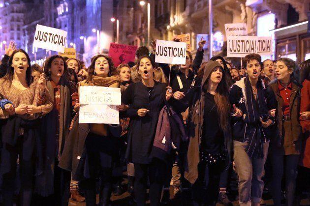 El caso de 'La Manada': cuando se culpa a la víctima y no al