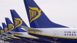 Ryanair dispone un vuelo adicional desde Lanzarote para las decenas de pasajeros