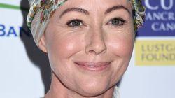 Buenas noticias para Shannen Doherty: su cáncer de mama está