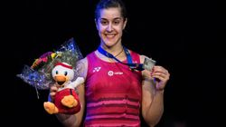 Carolina Marín conquista su tercer