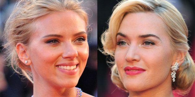 Famosas sin maquillaje: Scarlett Johansson y Kate Winslet, al natural en 'Vanity Fair'