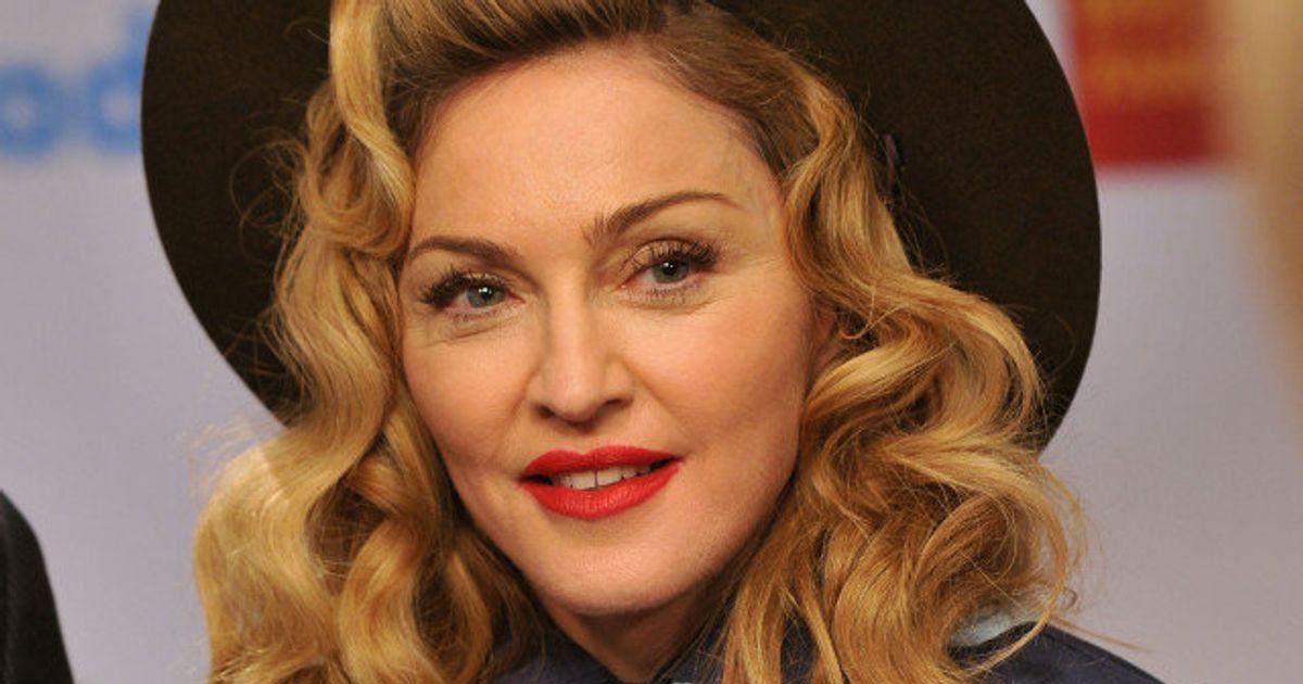 2d8524af6 Madonna sin maquillaje no parece Madonna (FOTOS) | El Huffington Post