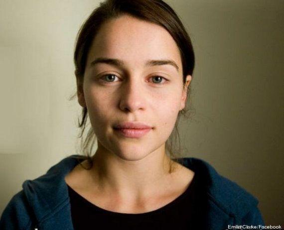 Emilia Clarke sin maquillaje: la actriz de Juego de Tronos comparte su imagen al natural