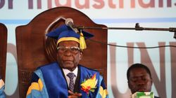 Mugabe será cesado este domingo como líder de su
