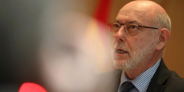 Muere José Manuel Maza, fiscal general del