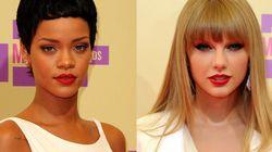 La noche de Rihanna en los premios de vídeo de la MTV