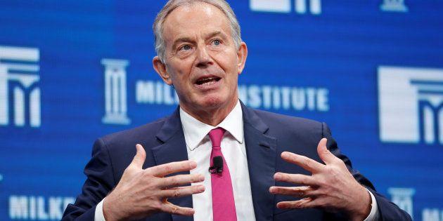 Tony Blair, en una imagen de archivo tomada en California (EEUU) en mayo del año