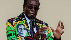 Mugabe, destituido como líder de su