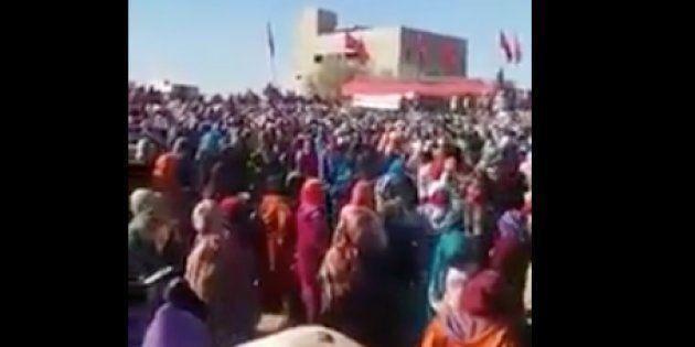 Al menos 15 mujeres muertas en Marruecos en una avalancha durante un reparto de