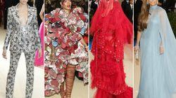 Todas las fotos (y las locuras) de la Gala Met