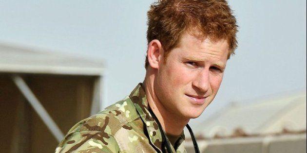 El príncipe Enrique vuelve a Afganistán