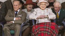 Isabel II y Felipe de Edimburgo celebran sus bodas de