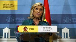 La delegada del Gobierno en Madrid declara este lunes como investigada por el