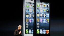 iPhone 5: más ligero y con una pantalla mayor (FOTOS,