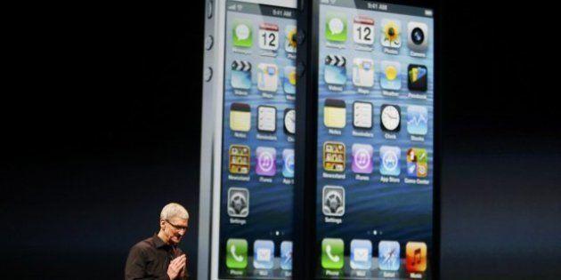 iPhone nuevo de Apple: más ligero y con una pantalla mayor (FOTOS,