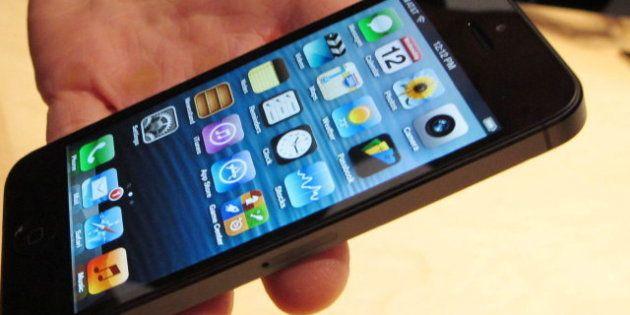 iPhone 5: dos millones de reservas en 24 horas